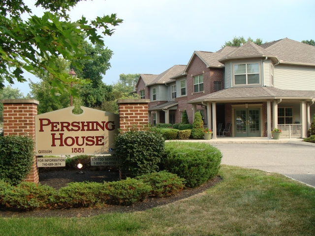 Pershing House Fairfield Homes